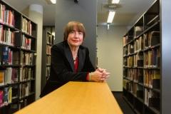 Frau Prof. em. Birgit Dankert © Tim Hoppe