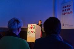 Festvortrag der Abendveranstaltung durch Frau Prof. em. Birgit Dankert © Tim Hoppe